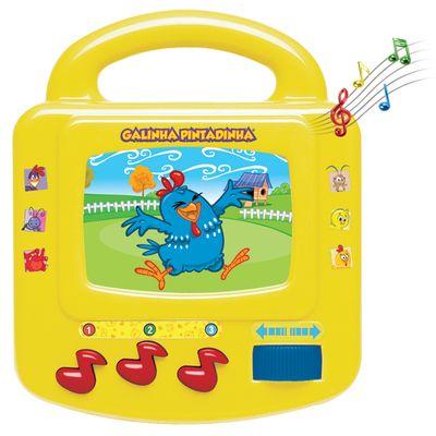 Bebê Musical - Galinha Pintadinha - TV Infantil - Dican