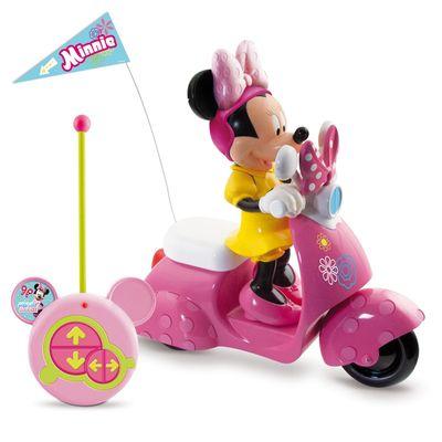 Scooter-de-Controle-Remoto-da-Minnie-da-Long-Jump