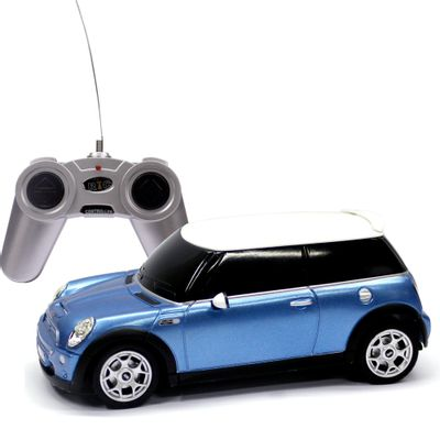 carro-de-controle-remoto-mini-cooper-s-azul-1-24-carro-com-controle