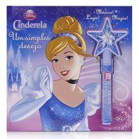 Livro---Cinderela-Disney---Um-Simples-Desejo