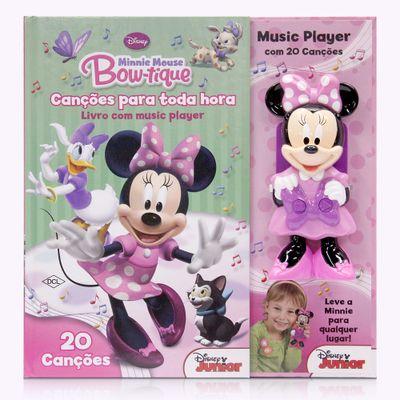 Livro - Minnie Mouse Bow-Tique - Canções para Toda Hora - DCL
