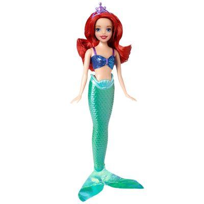 Boneca-Princesa-Ariel-Sereia-Disney