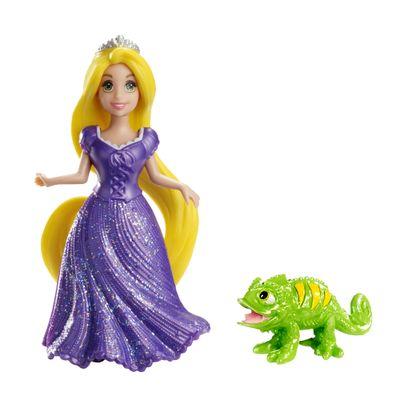 boneca-mini-princesa-rapunzel-e-pascoal-disney-magicclip-mattel-y1088