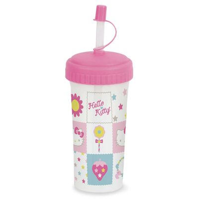 copo-com-tampa-e-canudo-hello-kitty-340ml