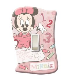 espelho-disney-minnie-baby-com-interruptor