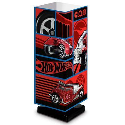 abajour-quadrado-hot-wheels-vermelho-110450111