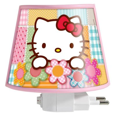 Mini-Abajur-Hello-Kitty-220v
