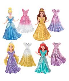 Bonecas-e-Vestidos-do-Kit-Mini-Magiclip---Princesas-Disney