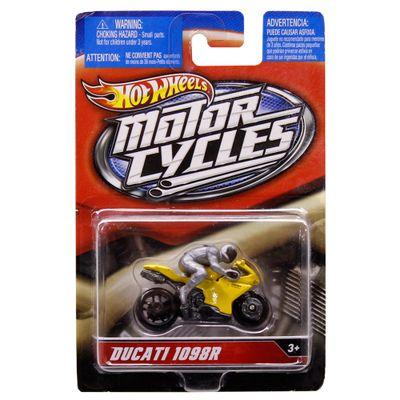Hot-Wheels---Motor-Cycles---Ducati-1098R---X2080