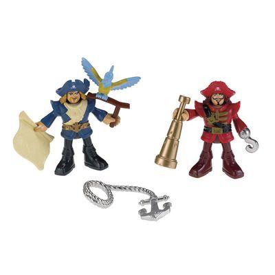 Imaginext---Sortimento-Basico-Pirata---Pirata-Azul-e-Vermelho---X7647