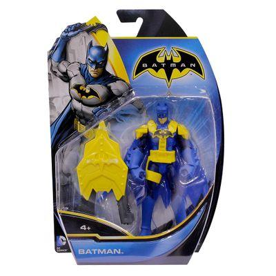 Boneco Batman - Power Attack - Total Armor - Mattel
