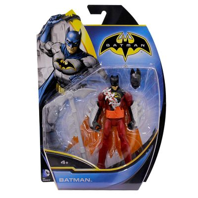 Boneco Batman - Power Attack - Ninja Attack - Mattel