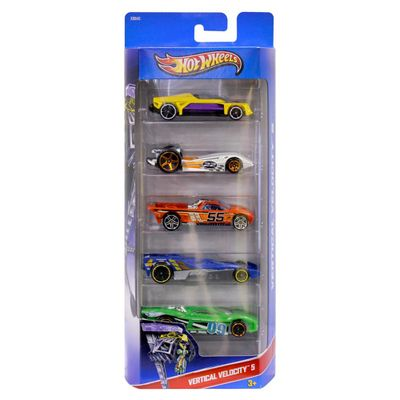 Hot-Wheels-Pacote-5-Carros---Vertical-Velocity-X9845