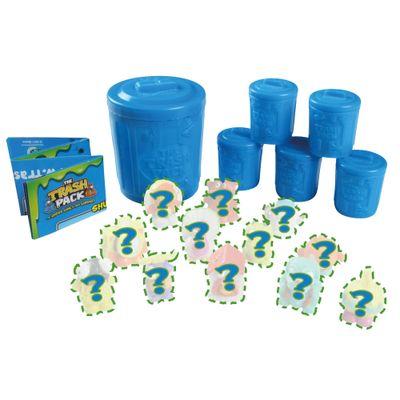 Figuras-e-Latas-DTC-Trash-Pack-com-12-Trashies-Sortidos