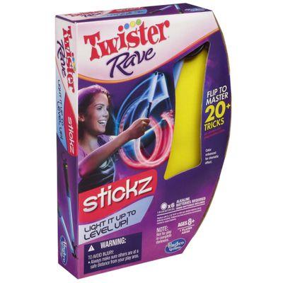 Caixa-Jogo-Twister-Rave-Stickz-Hasbro