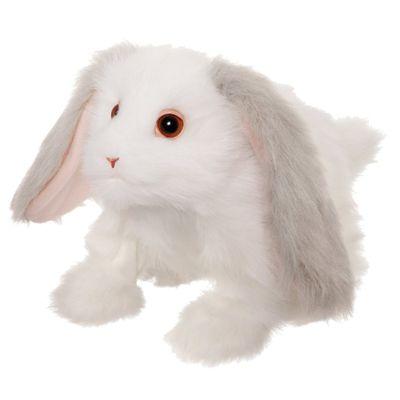 Pelucia-Interativa-FurReal-Coelhinhos-que-Pula-Branco-e-Cinza