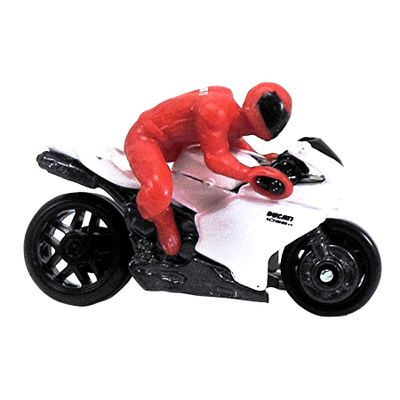 Hot Wheels - Motor Cycles - Ducati 1098R - Y0285 - Mattel