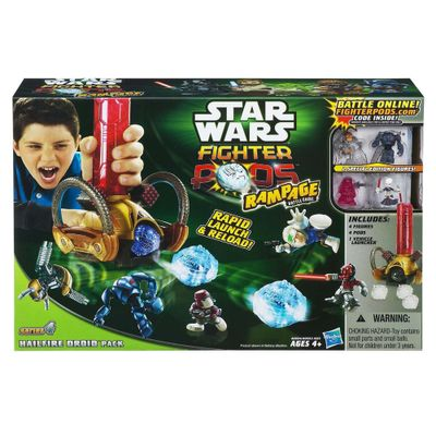Embalagem-Conjunto-Mini-Figuras-Star-Wars-Fighter-Pods-Propulsor-Hailfire-Droid-A0694