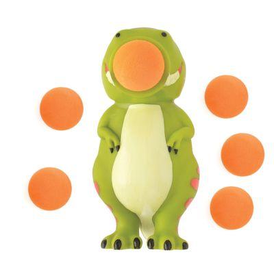 Dino-com-Bolinhas-Lancador-de-Bolas-de-Espuma-Animal-Poppers-Dinossauro-DTC
