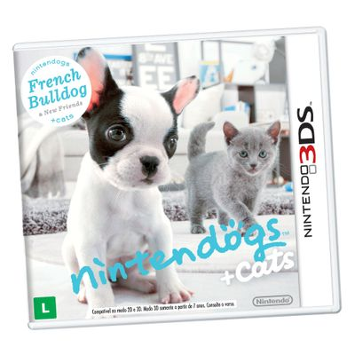 jogo-nintendo-3ds-nintendogs-cats-french-bulldog