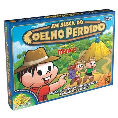 Caixa-Jogo-em-Busca-do-Coelho-Perdido-Turma-da-Monica-Grow