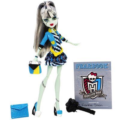 Boneca-Monster-High---Foto-de-Terror---Frankie-Stein---Mattel
