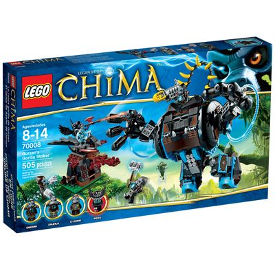 70008-lego-legends-of-chima-o-gorila-atacante-de-gorzan