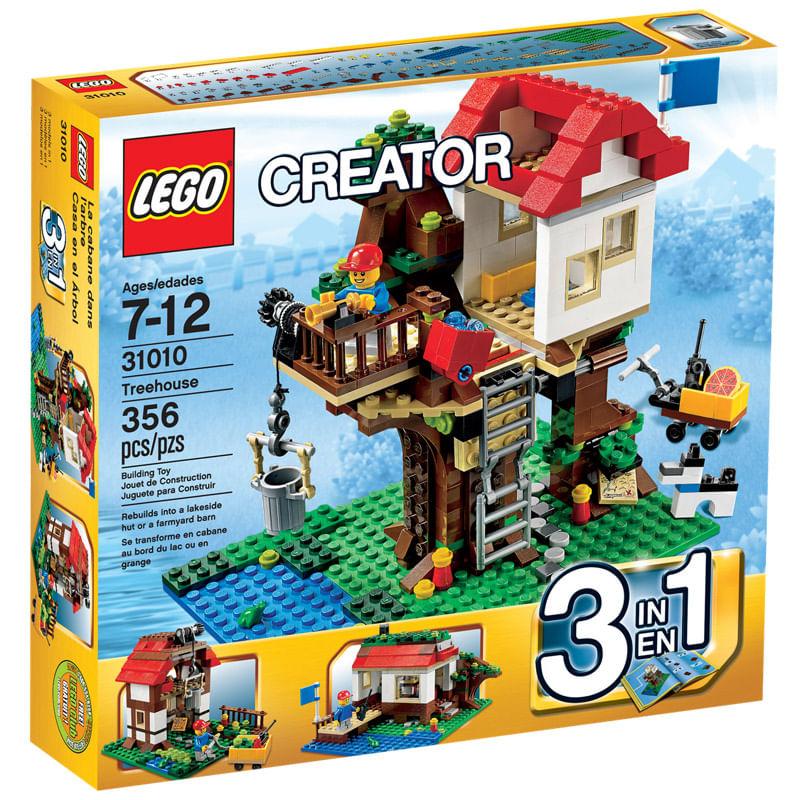 31010 - LEGO Creator - A Casa na Árvore