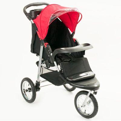 Carrinho-de-Bebe-Triciclo-Maresias-Vermelho-Dican