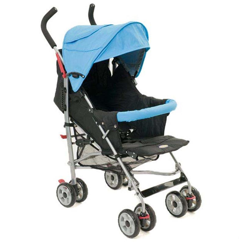 Comprar Carrinho de Bebê Mikonos Azul Dican