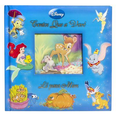 Livro-Disney-Contos-que-a-Vovo-Le-para-Mim-DCL
