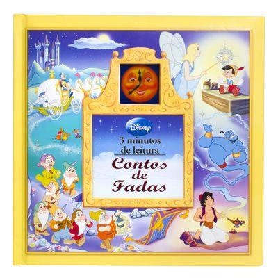 Livro-Disney-3-Minutos-de-Leitura-Conto-de-Fadas-DCL