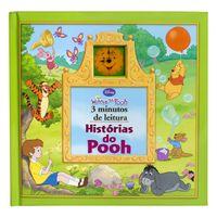 Livro-Winnie-the-Pooh-3-Minutos-de-Leitura-Historias-do-Pooh-DCL