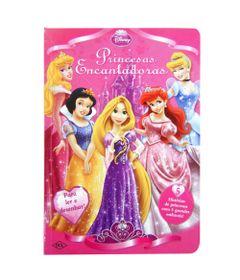 Livro-Princesas-Disney-Princesas-Encantadoras-DCL