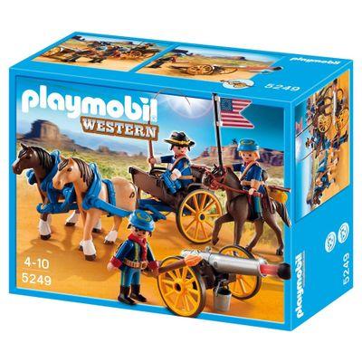 Playmobil-Western-Carruagem-Puxada-por-Cavalo-5249