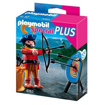 Playmobil - Especial Plus - Arqueiro com Flechas - 4762