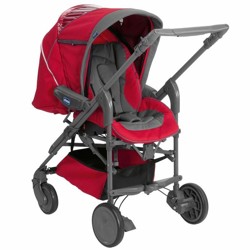 Comprar Carrinho de Bebê modelo Living Smart Scarlet