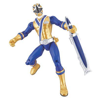 Boneco Power Rangers Samurai - Samurai Ranger Luz - Sunny