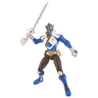 Boneco Power Rangers Samurai - Super Mega Ranger Água - Sunny