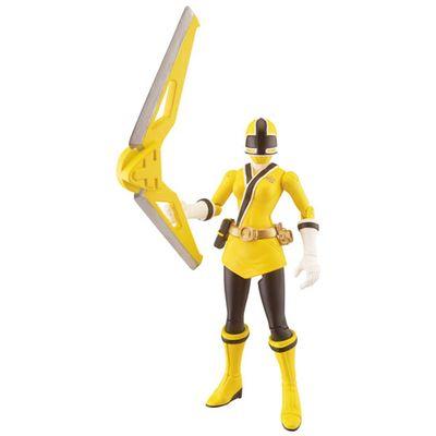 Boneco Power Rangers Samurai - Samurai Ranger Terra - Sunny