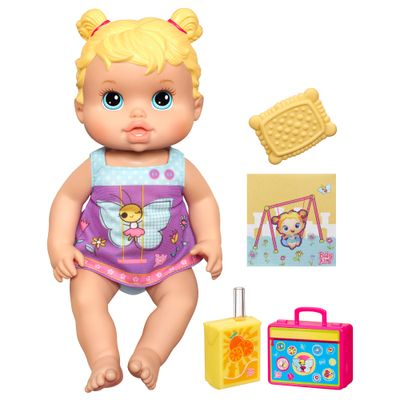 Boneca Baby Alive Temática - Escolinha - Hasbro