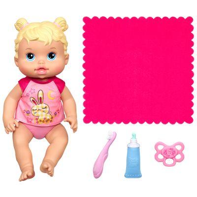 Boneca Baby Alive Temática - Hora de Dormir - Hasbro