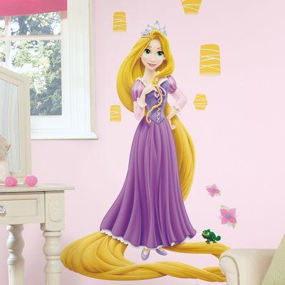 adesivo-de-parede-gigante-rapunzel-roommates
