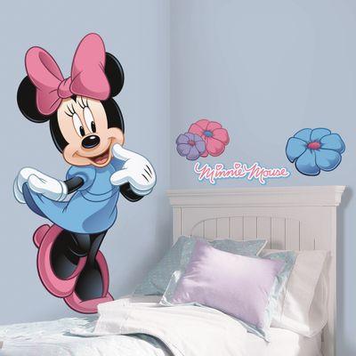 Adesivo de Parede Gigante - Minnie - RoomMates - Disney