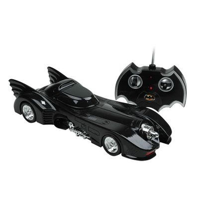 Carro de Controle Remoto - Batmóvel Batman Returns 1989 - Candide