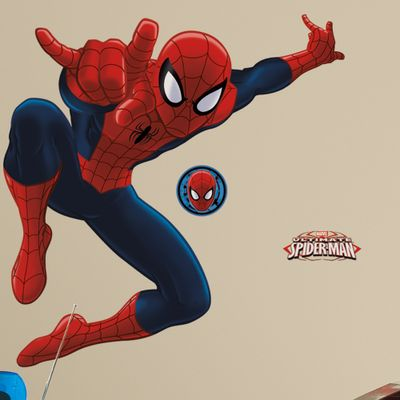 adesivo-de-parede-gigante-spider-man-roommates