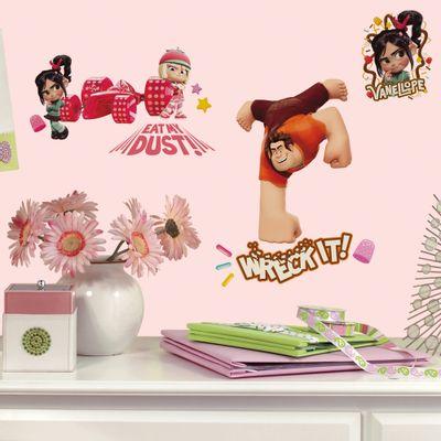 Adesivo de Parede - Detona Ralph - RoomMates - Disney