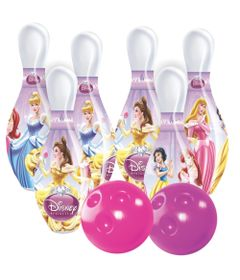 Jogo-de-Boliche--Princesas-Disney--Lider