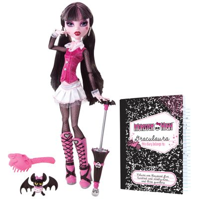 Boneca-Monster-High---Draculaura-Classica---Mattel-