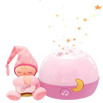 Projetor-Goodnight-Stars-Rosa-Chicco